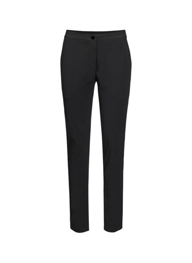 Jack Wolfskin Jwp Pant Kadın Pantolon - 1505651-6000 Siyah